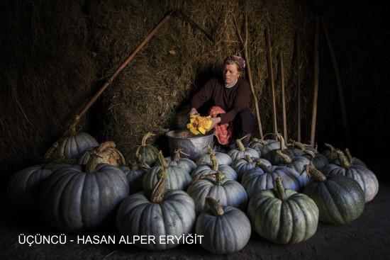 Üçüncü -Hasan Alper Eryiğit