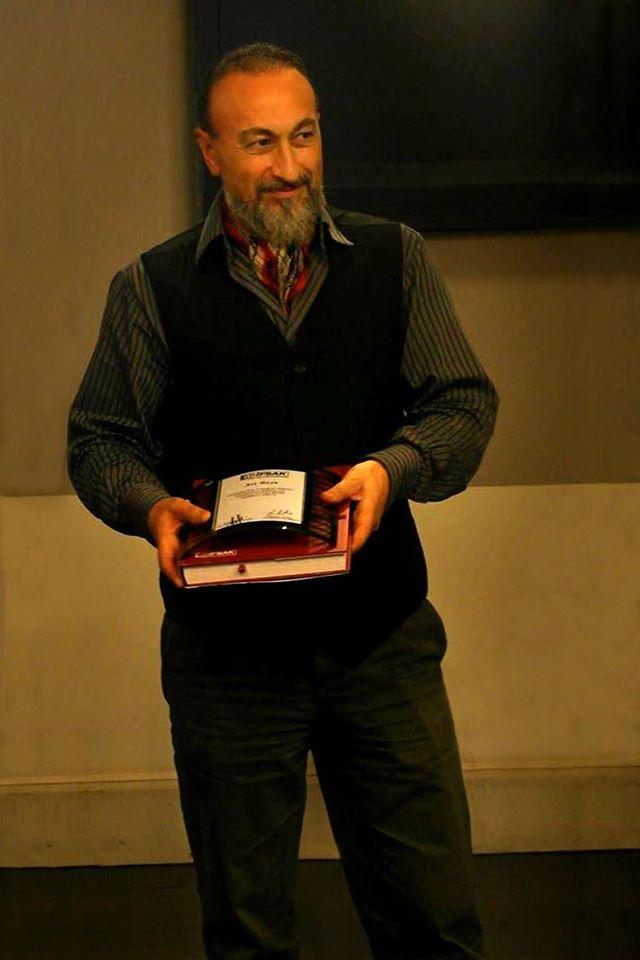 Dr. Süleyman Çam - EFIAP/b