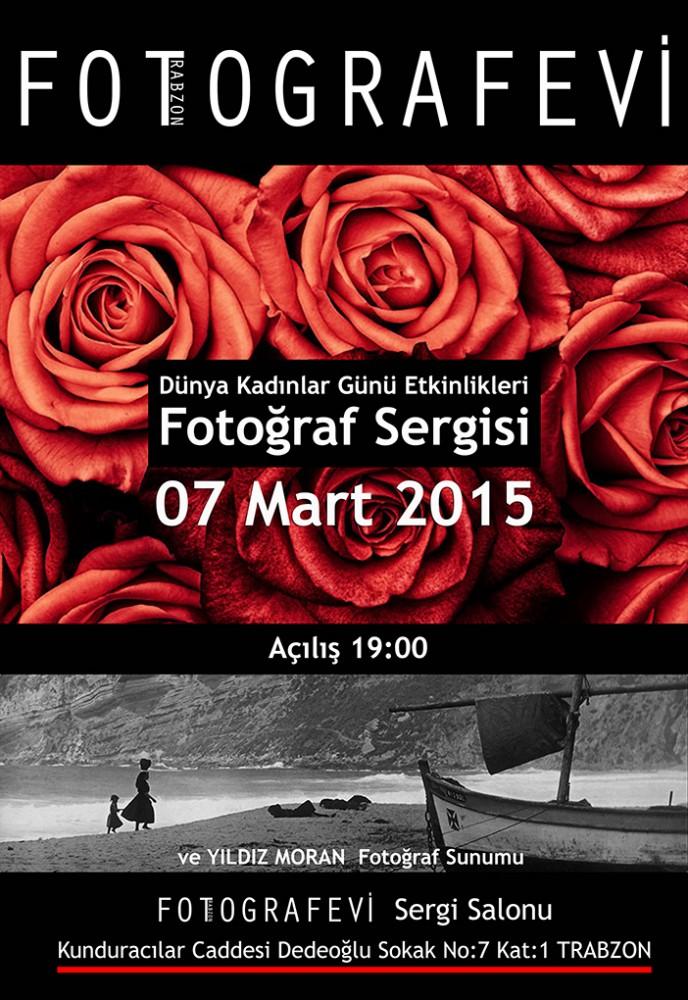 Trabzon Fotoğrafevi Üyeleri Karma Fotoğraf Sergisi ve Dünya Kadınlar Günü Etkinlikleri