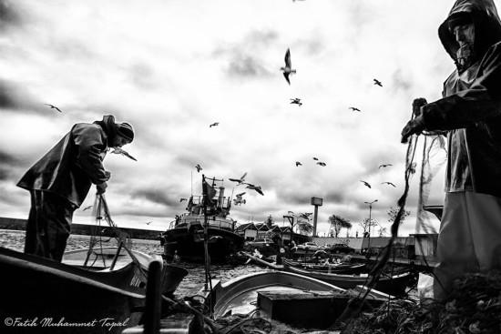 Fatih Muhammet Topal Fotoğraf Sunumu ve Söyleşisi