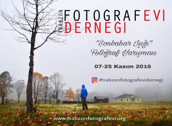 """""""Sonbahar Işığı"""" Fotoğraf Yarışması"""