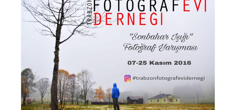 """Instagram'da Fotoğraf Yarışmamız Başladı -""""Sonbahar Işığı"""""""
